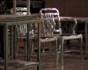 The chair that Giorgio Armani wanted